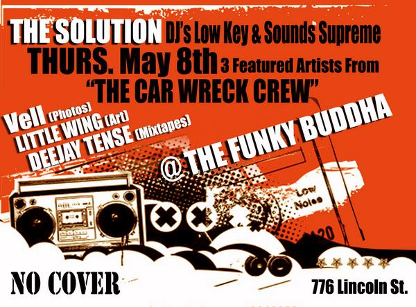 Car Wreck Crew Benefit at the Solution