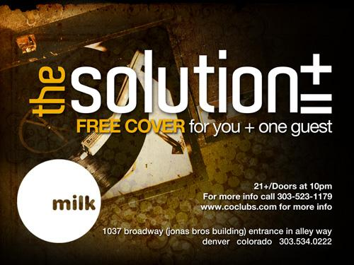 First Solution Flyer