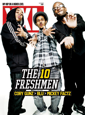 XXL Freshman member and